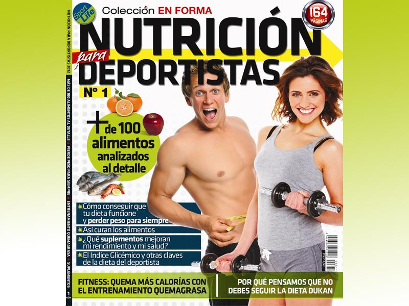 La biblia de Nutrición de Sport Life