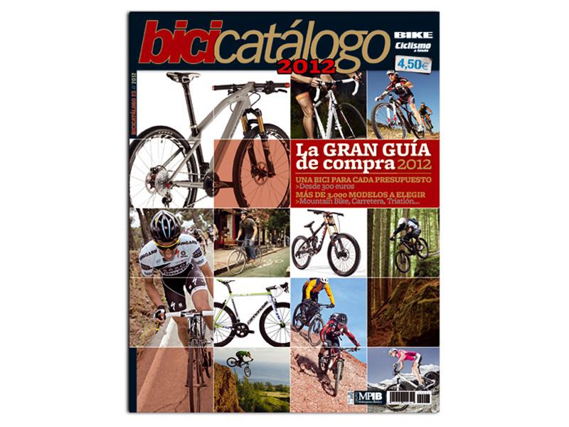 Bicicatálogo: Todas las bicis de 2012