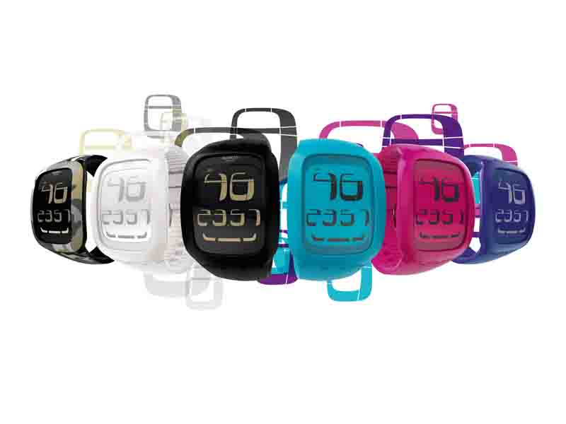 Swatch se digitaliza con Swatch Touch
