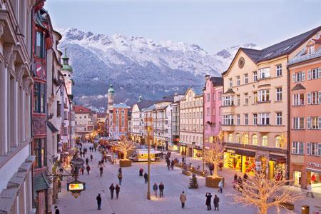 Los Reyes te llevan a Innsbruck...