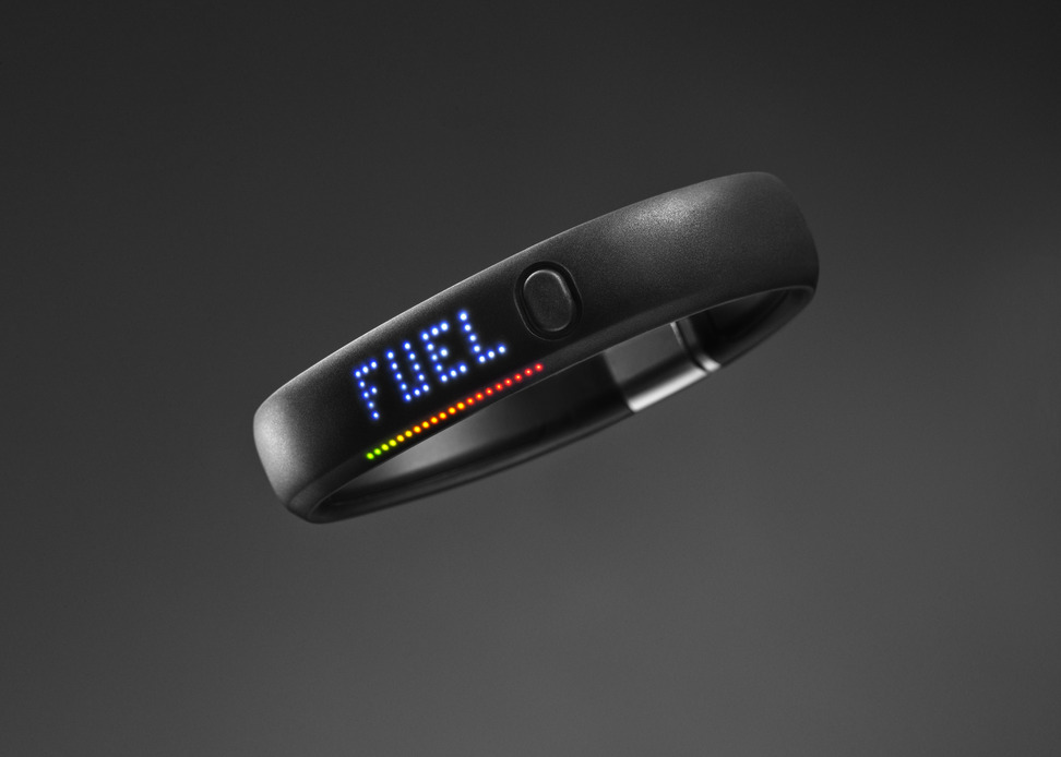 Actívate con Nike Fuelband
