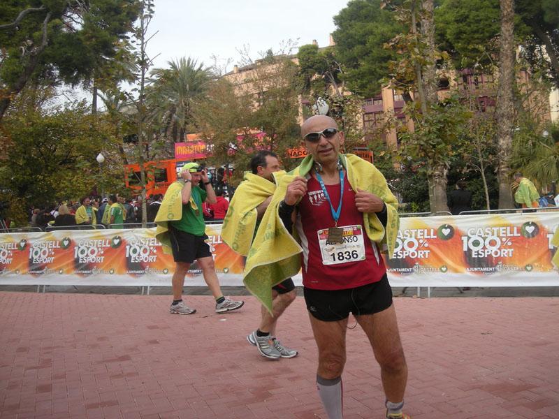 De la obesidad grave al maratón