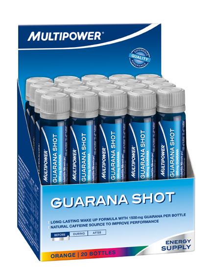 Guaraná Shot de Multipower