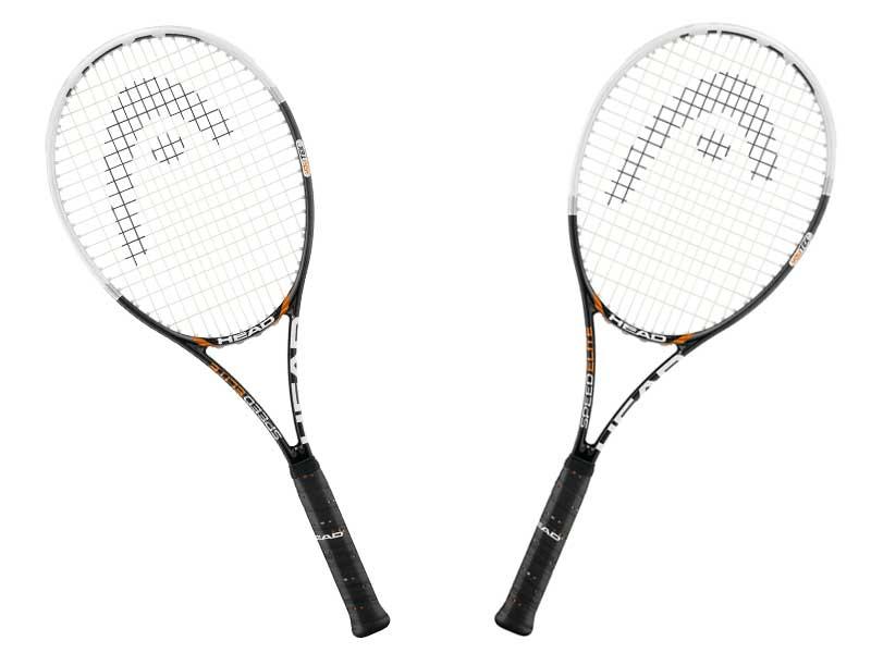 La raqueta del número uno del tenis