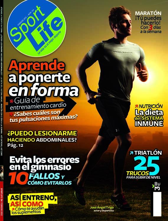 Sumario Sport Life 154 febrero 2012