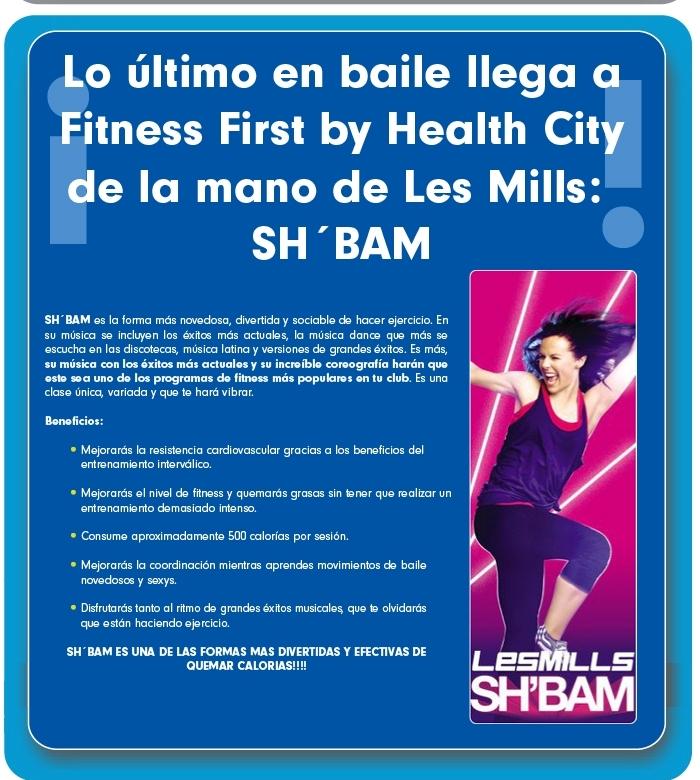 Sh'bam, ¡lo último en baile!