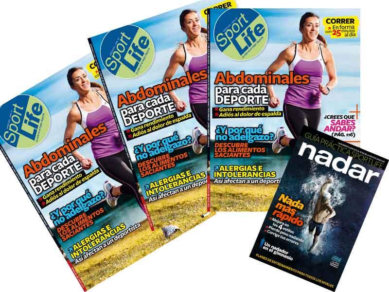 Sport Life estrena la colección 'Guías Prácticas'