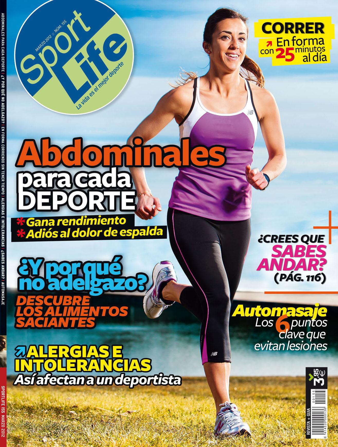 Sumario Sport Life 155 marzo 2012