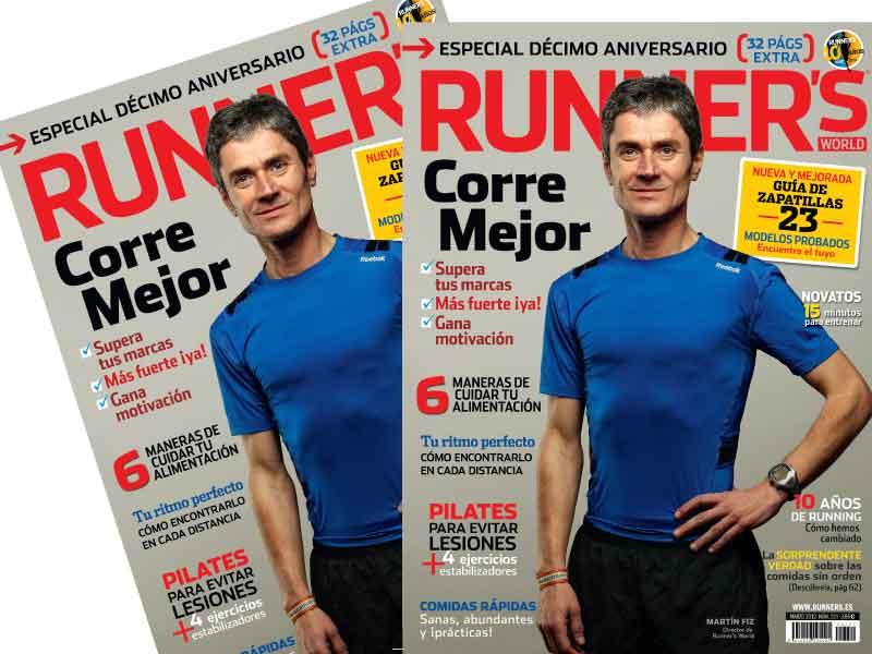 Runner's World cumple 10 años