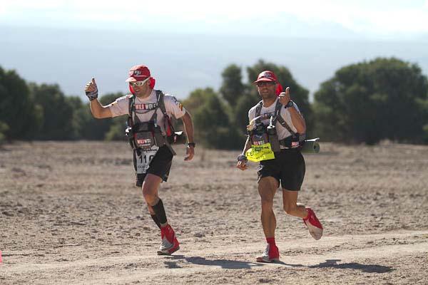 Travesía del desierto de Atacama