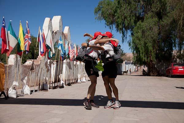 El equipo español Wild Wolf triunfa en el desierto de Atacama