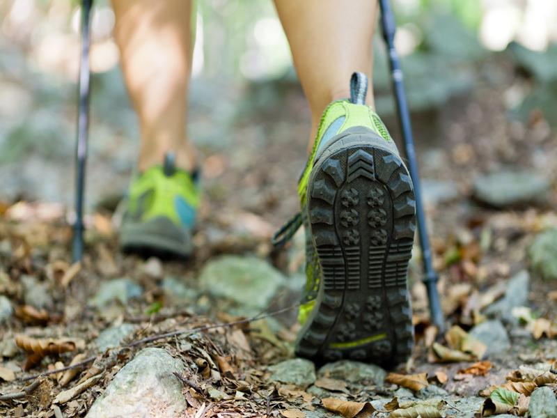 Caminar también es un gran deporte