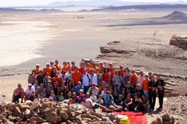 Desert Run 2012, ¡vive la experiencia del desierto!