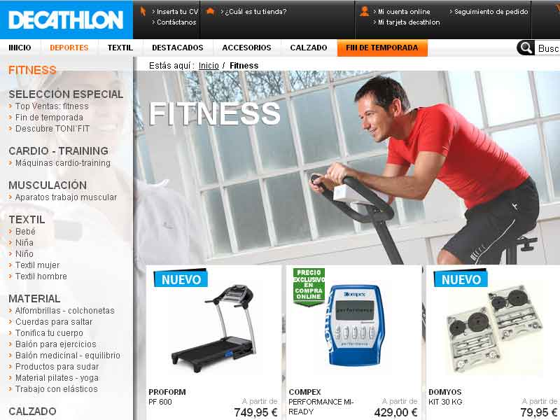 Decathlon lanza Domyos Fitness Dance