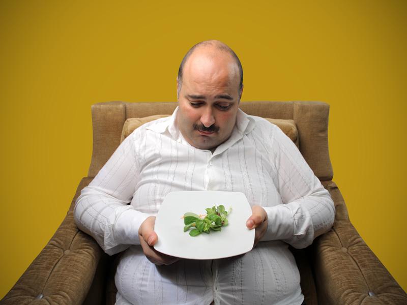 Los alimentos antisaciantes