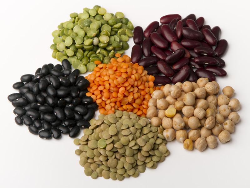 Tentempiés de semillas