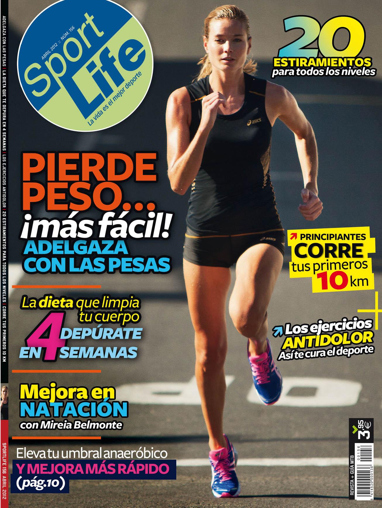 Sumario Sport Life 156 abril 2012