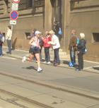 Jon Urien, de la bici al maratón