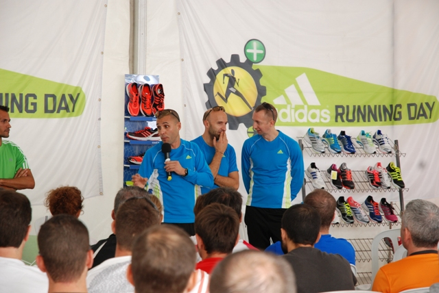 ¡El adidas Running Day llega a Barcelona!