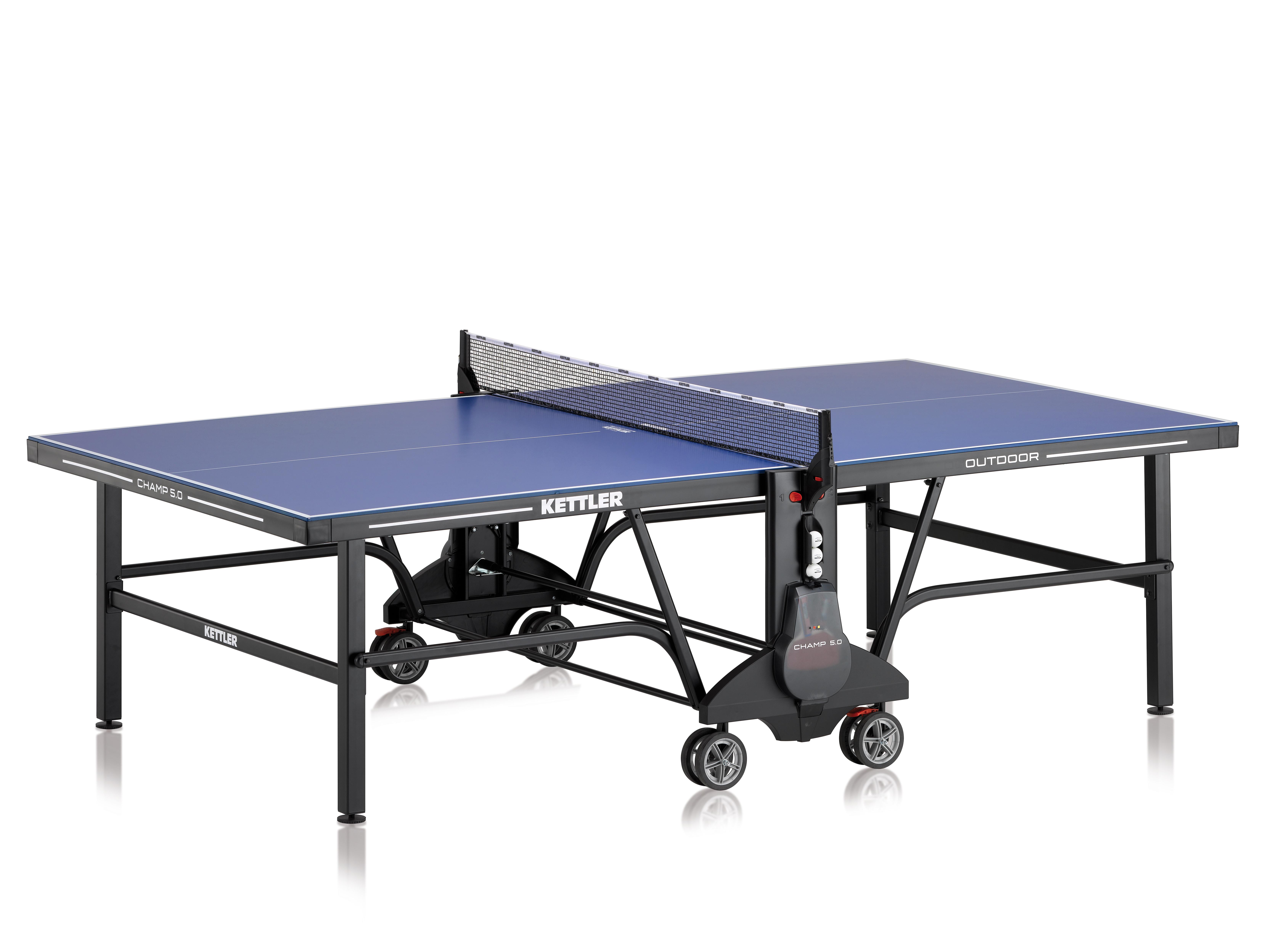 ¿Te gusta el tenis de mesa?