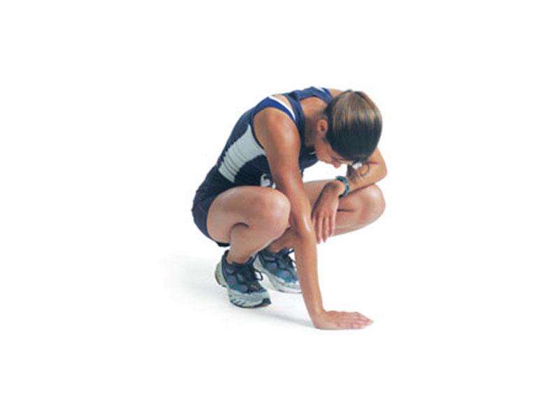 Dolor en el diafragma despues de correr