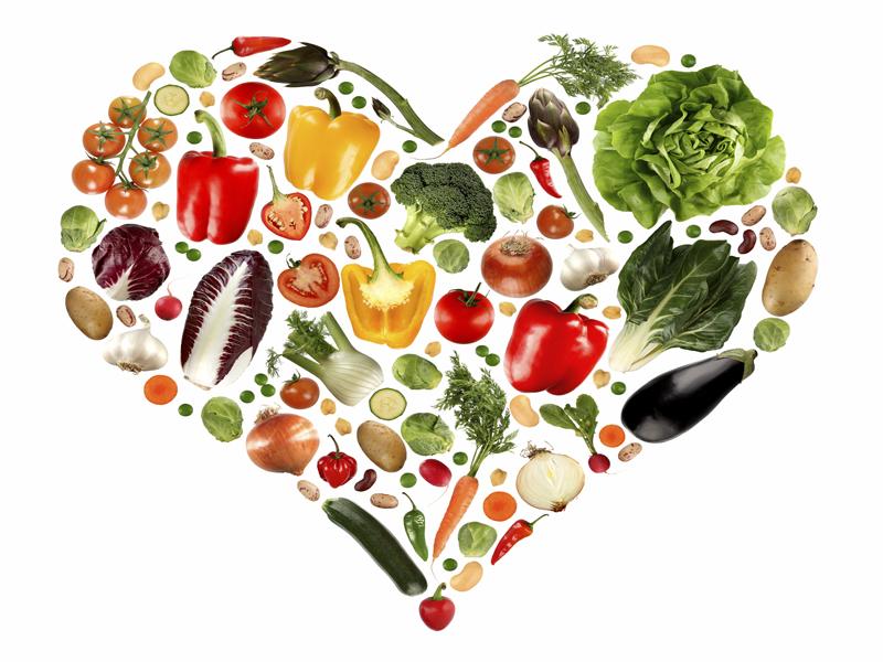 Los alimentos más sanos para tu corazón
