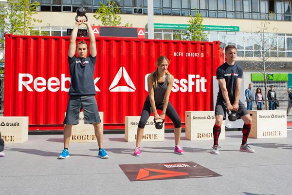 ¡Llega el campeonato Reebok CrossFit!