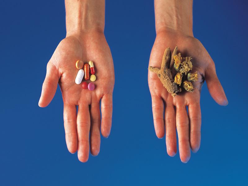 Alternativas naturales a medicamentos