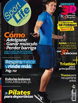 Sumario Sport Life 157 mayo 2012