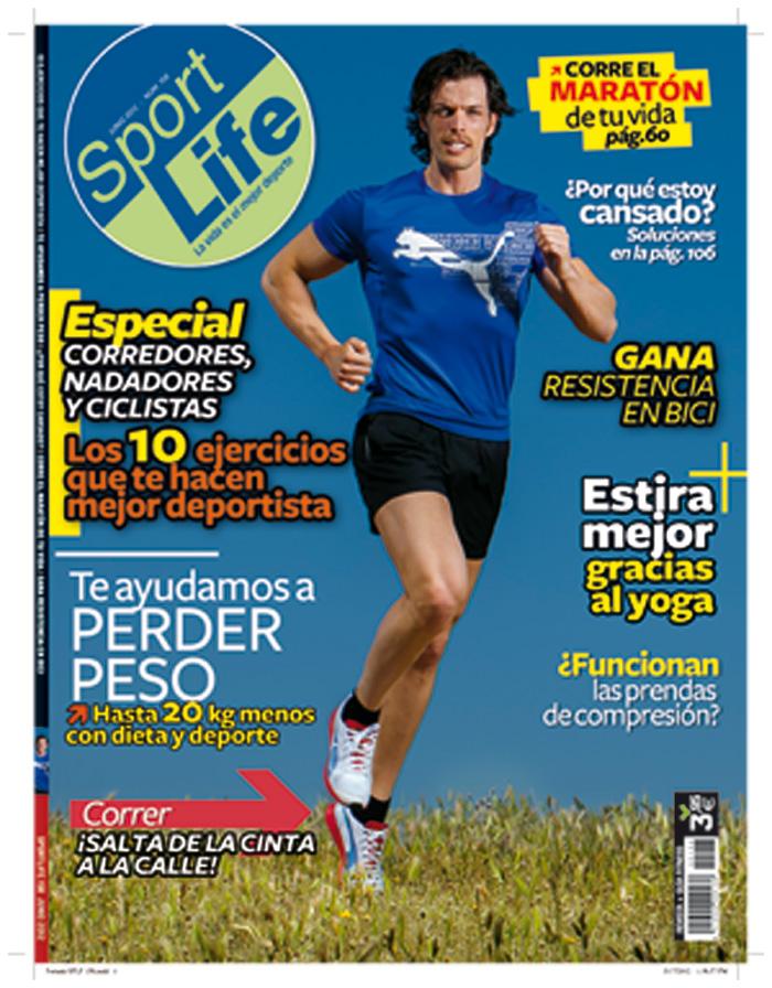 Sumario Sport Life 158 junio 2012