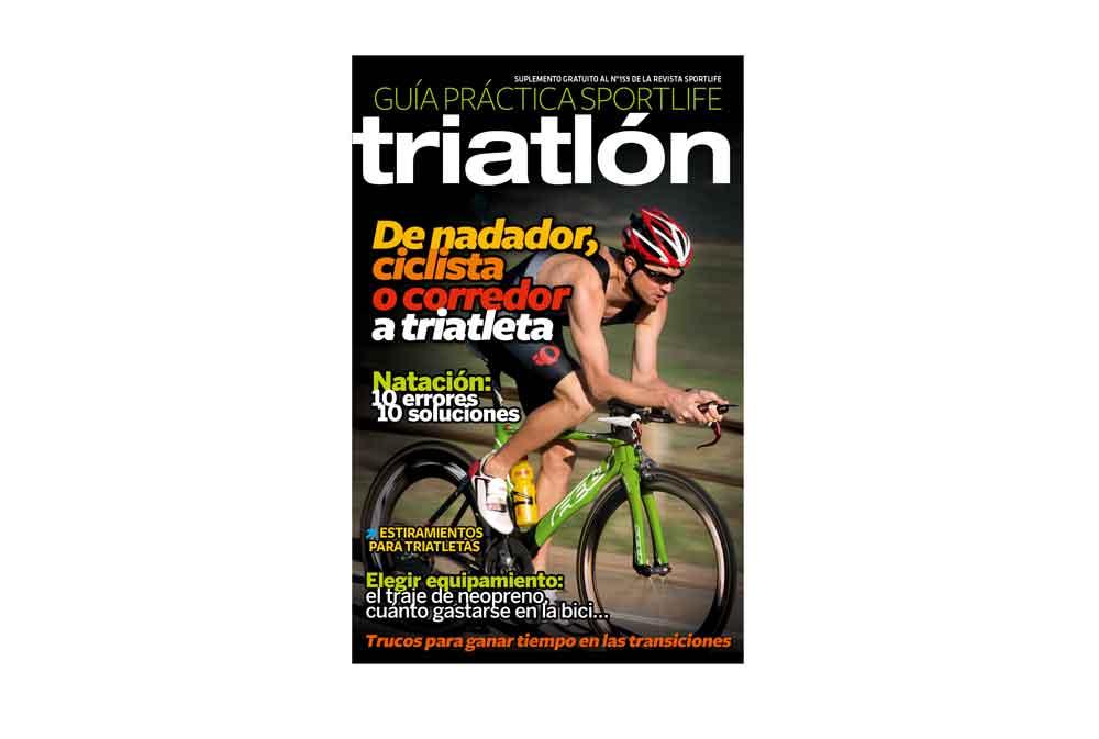 Así es el coleccionable de Triatlón de Sport Life