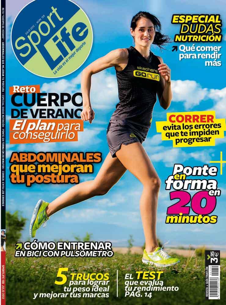 Sumario Sport Life 159 julio 2012