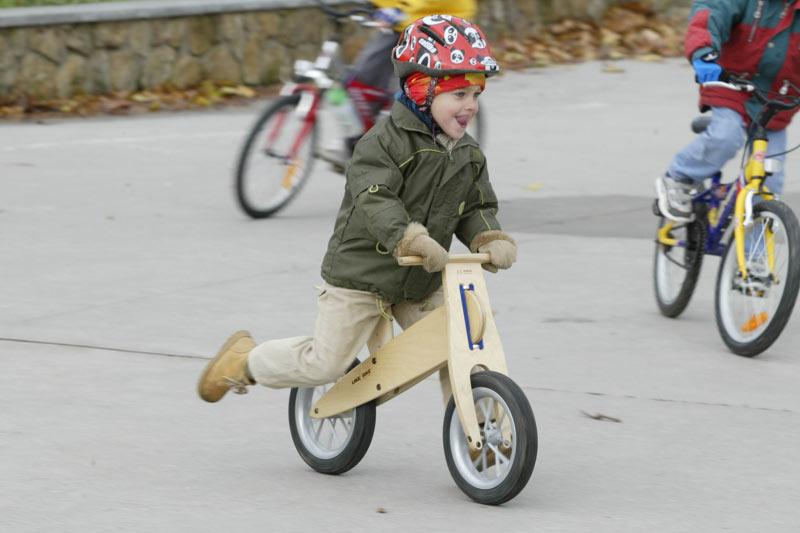 Bicis sin pedales para niños