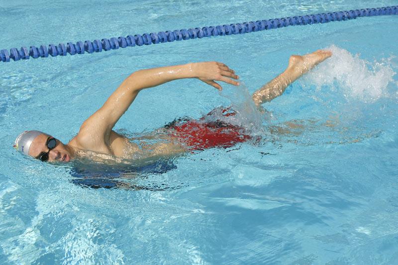 Nadar a estilo Crol