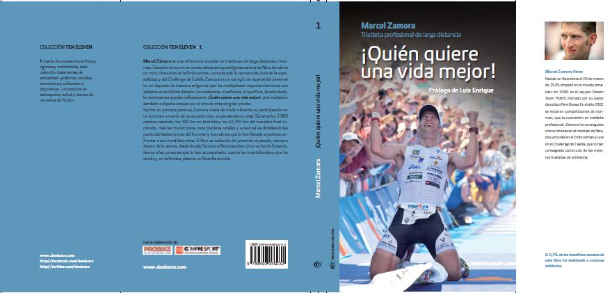 Marcel Zamora presenta su libro en Madrid