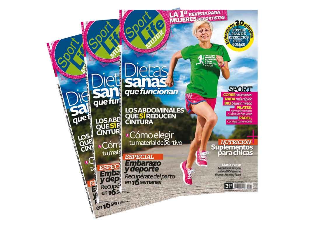 Ya está a la venta Sport Life Mujer 2012