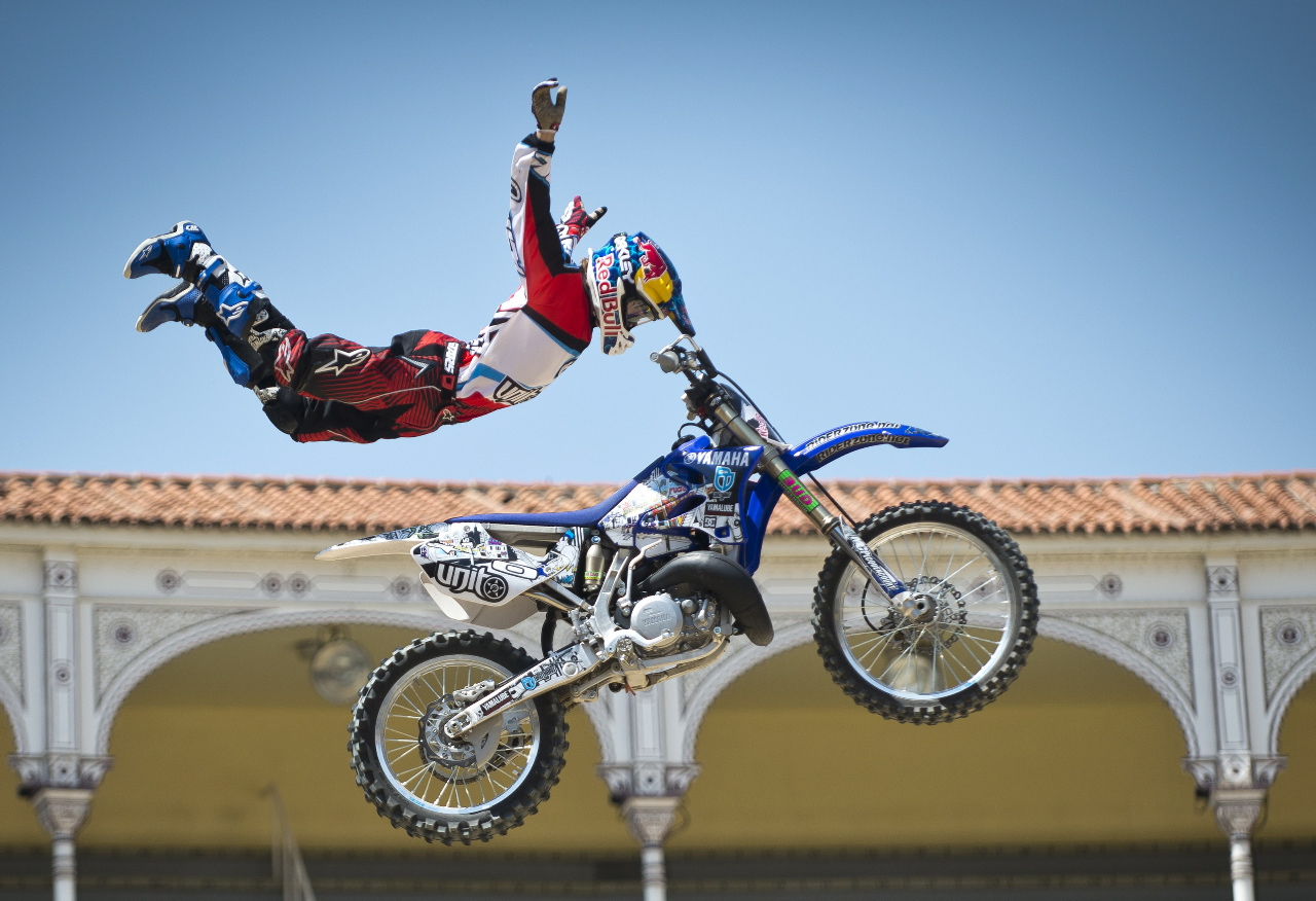 Red Bull X-Fighters, los toreros del freestyle