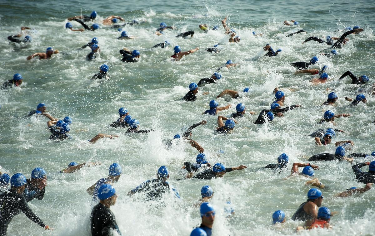 El Garmin Barcelona Triathlon bate récords...¡sorteamos dos dorsales!
