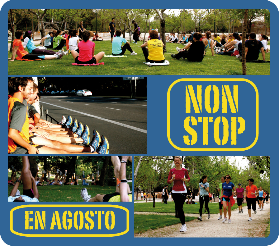 Running Company te entrena gratis en agosto