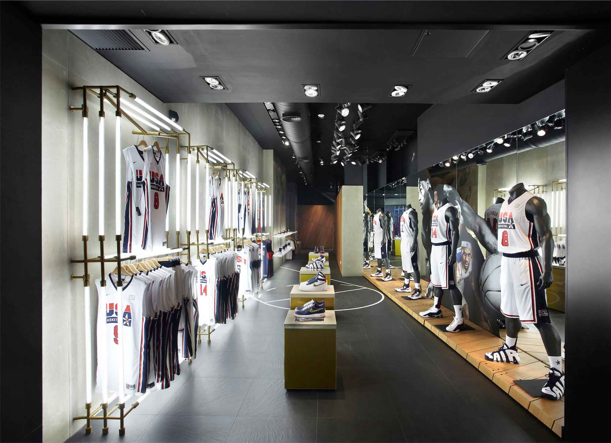 La tienda Nike revive los JJOO de Barcelona