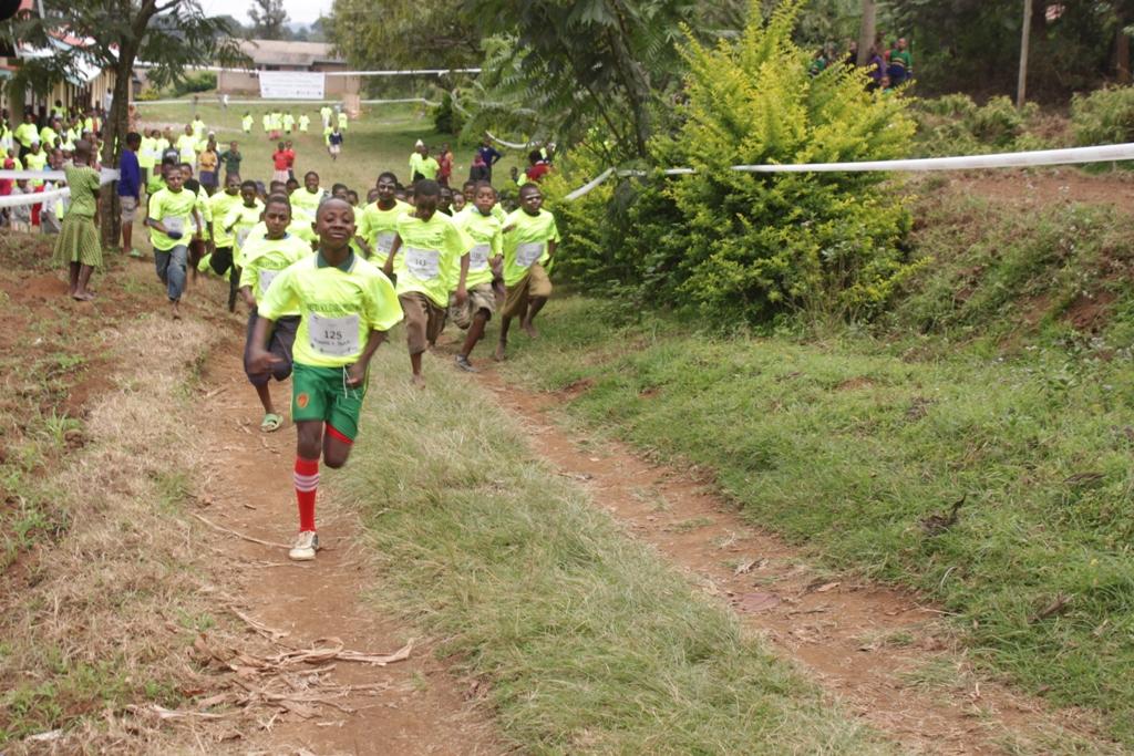 Deporte contra el sida en Tanzania