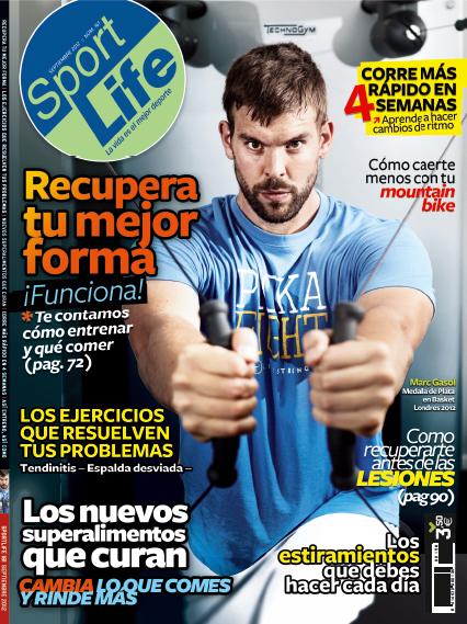 Sumario Sport Life 161 septiembre 2012