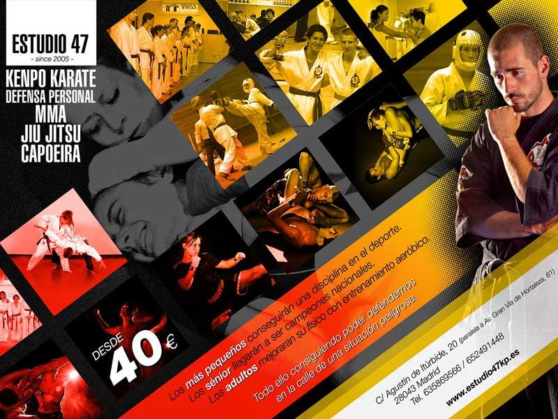 Nuevo curso 2012-2013 en Estudio 47 Madrid