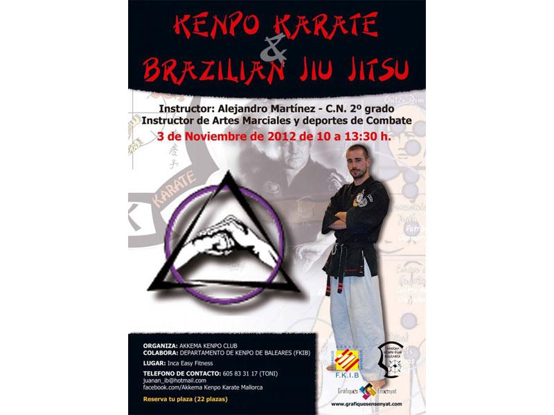 Seminario de Kenpo Karate
