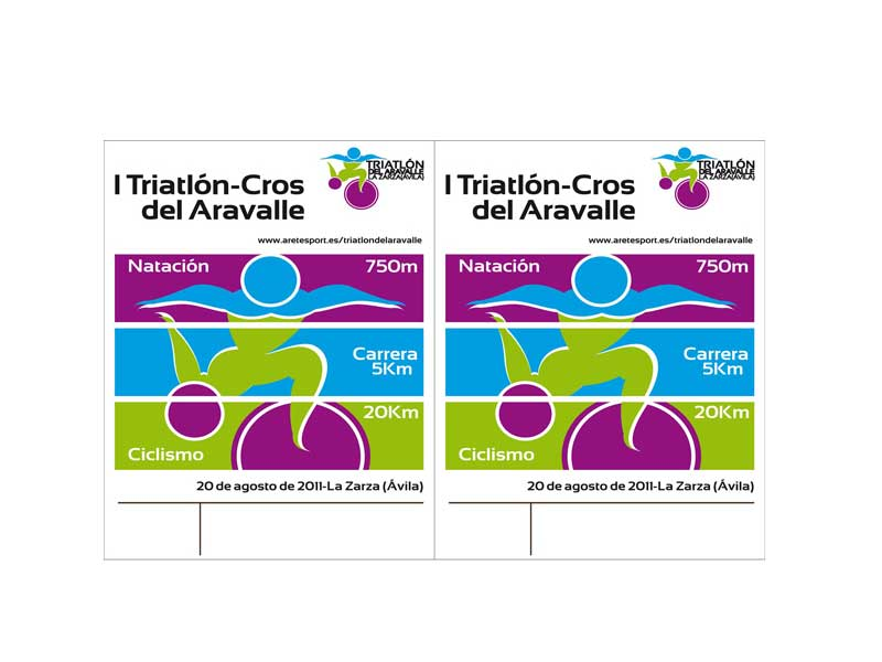 I Triatlón cross del Aravalle