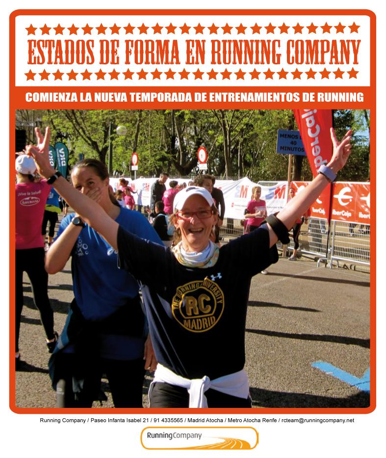 Running Company te inicia al running