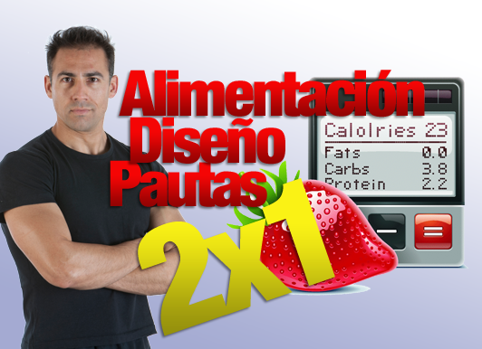 Curso Alimentación con Domingo Sánchez 2x1