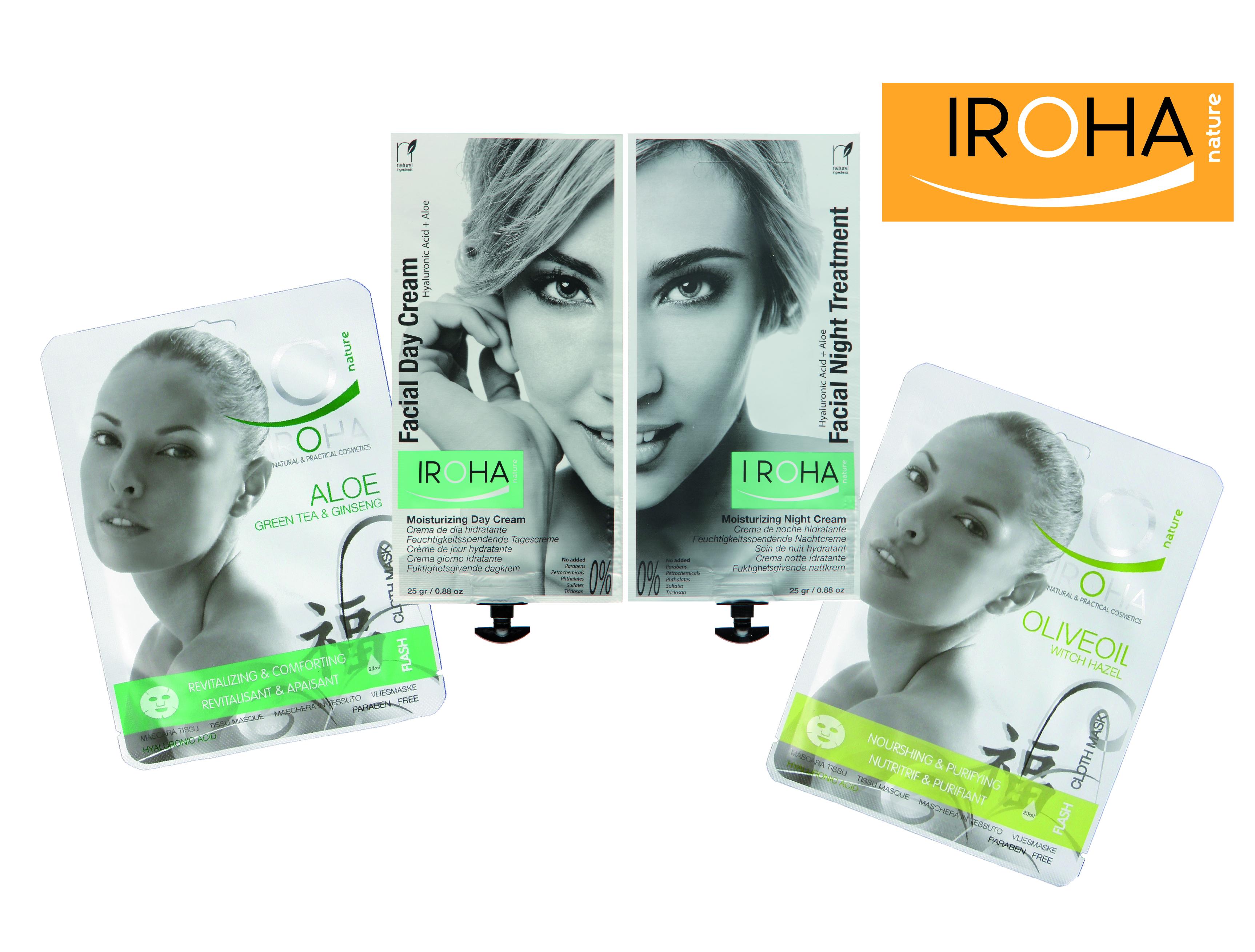 Iroha Nature cuida tu piel...¡sorteamos cinco lotes!