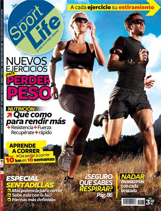 Sumario Sport Life 162 octubre 2012