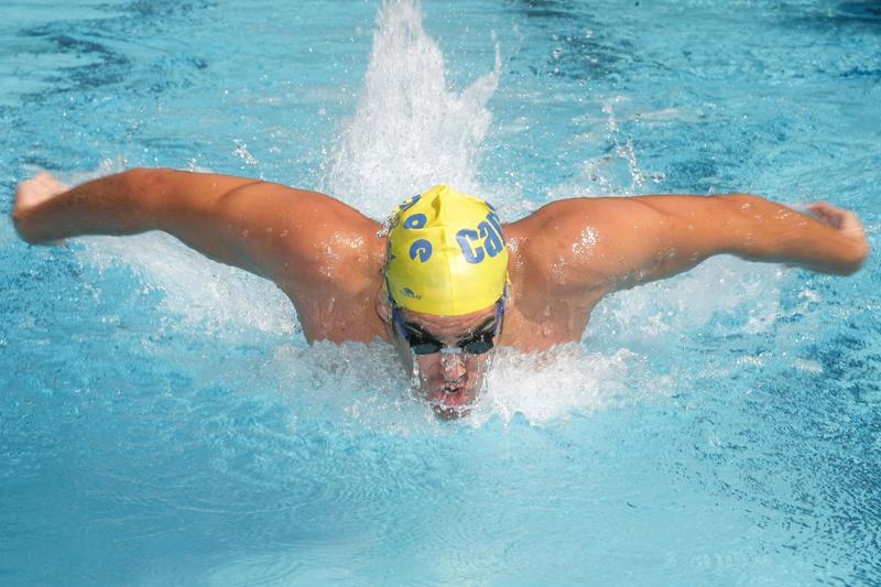 Técnicas de natación: Mariposa